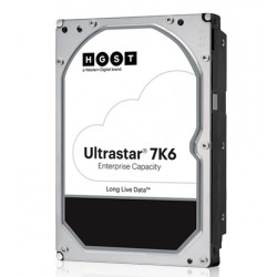 "Western Digital - Ultrastar 7K6 3.5"" 6000 GB Serial ATA III"