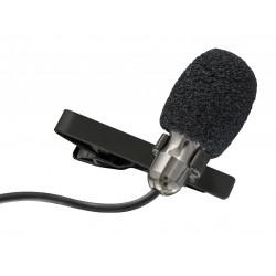 Trust - Lava Notebook microphone Alámbrico Negro