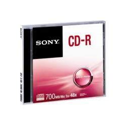 Sony - CDQ80SJ CD en blanco