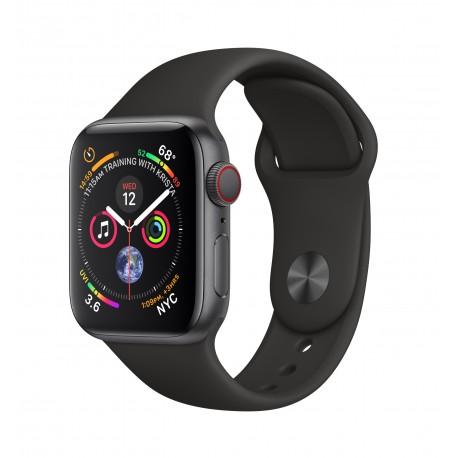 la mejor actitud 7e50d ed794 Apple - Watch Series 4 reloj inteligente Gris OLED Móvil GPS (satélite) -  22273956 - After Technology
