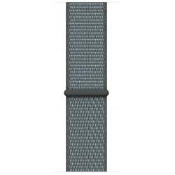 Apple - MTMG2ZM/A accesorio de relojes inteligentes Grupo de rock Gris Nylon