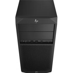 HP - Z2 G4 8ª generación de procesadores Intel® Core™ i7 i7-8700 16 GB DDR4-SDRAM 512 GB SSD Tower Negro Puesto de trabajo Windo
