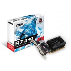 MSI - V809-2846R tarjeta gráfica Radeon R7 240 1 GB GDDR3
