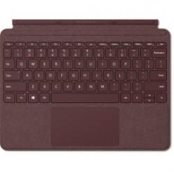 Microsoft - Surface Go Signature Type Cover Español Borgoña