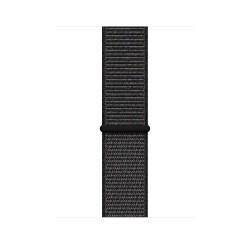 Apple - MTM82ZM/A accesorio de relojes inteligentes Grupo de rock Negro Nylon