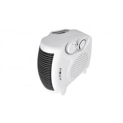 Nevir - NVR-9504 FH Interior Blanco 2000W Radiador / ventilador calefactor eléctrico