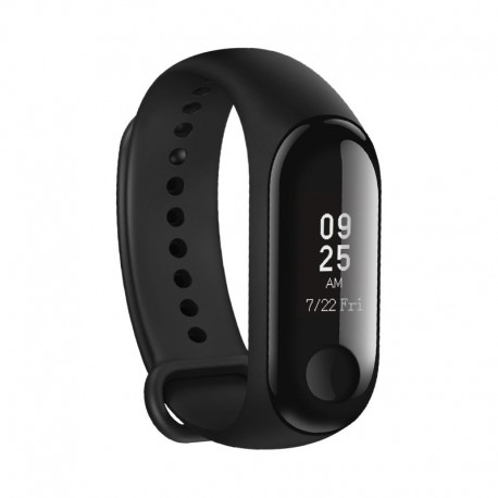 Xiaomi - Mi Band 3 Wristband activity tracker Negro OLED 198 cm 078 Inalmbrico
