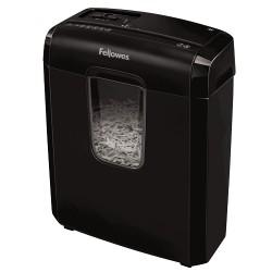 Fellowes - Powershred 3C Cross shredding 220mm Negro triturador de papel