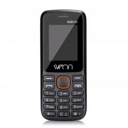 """Sveon - SMB102 teléfono móvil 4,32 cm (1.7"""") 60 g Negro Teléfono para personas mayores"""