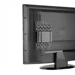 Newstar - NS-MPM100 soporte de CPU Monitor stand-mounted CPU holder Negro