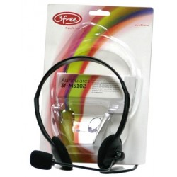 3free - 3F-MS102 auricular con micrófono