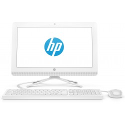 "HP - 20 -c410ns 49,5 cm (19.5"") 1920 x 1080 Pixeles 1,8 GHz AMD E E2-9000 Blanco PC todo en uno"