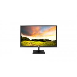 "LG - 20MK400H-B pantalla para PC 50,8 cm (20"") WXGA LED Plana Mate Negro"