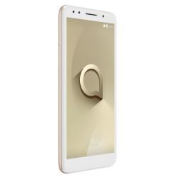 "Alcatel - 1X 13,5 cm (5.3"") 1 GB 16 GB SIM doble 4G Oro 2460 mAh"