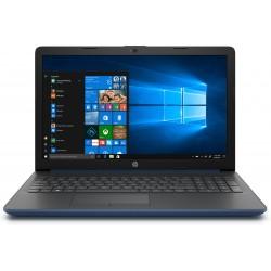 """HP - 15-da0034ns Portátil Azul, Plata 39,6 cm (15.6"""") 1366 x 768 Pixeles 7ª generación de procesadores Intel® Core™ i3 8 GB DDR4"""