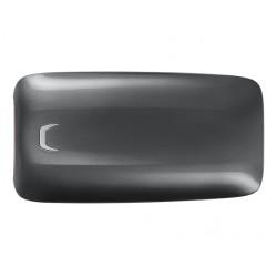 Samsung - X5 500 GB Negro, Rojo