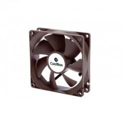 CoolBox - COO-VAU080-3 ventilador de PC Carcasa del ordenador