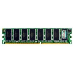 Transcend - JetRam 1GB DIMM DDR400 CL3 1GB 400MHz módulo de memoria