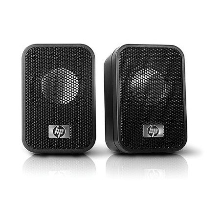 HP - NN109AA Stereo portable speaker Negro