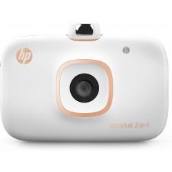 "HP - Sprocket 2-in-1 impresora de foto ZINK (Zero ink) 313 x 400 DPI 2"" x 3"" (5x7.6 cm)"