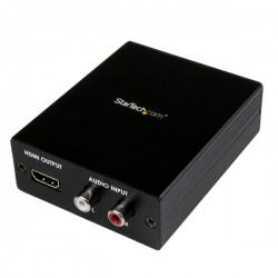 StarTech.com - Adaptador Conversor de VGA, Vídeo por Componentes y Audio RCA a HDMI - PC a HDTV