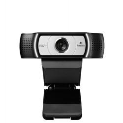 Logitech - C930e 1280 x 720Pixeles USB Negro cámara web