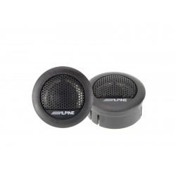 Alpine - SXE-1006TW 45W 2pieza(s) Tweeter (Altavoz de agudos) controlador de altavoces