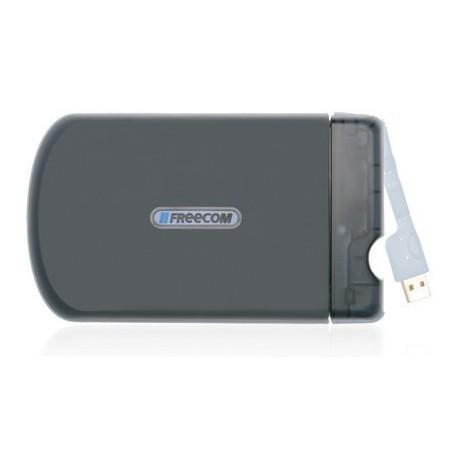 Freecom - Tough Drive 500GB Gris disco duro externo