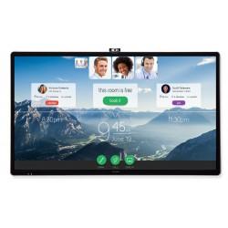 "CTOUCH - Leddura 2Meet monitor pantalla táctil 165,1 cm (65"") 3840 x 2160 Pixeles Negro Multi-touch Multi-usuario"