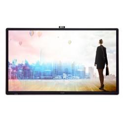 "CTOUCH - Leddura 2Meet 75 inch monitor pantalla táctil 189,2 cm (74.5"") 3840 x 2160 Pixeles Negro Multi-touch"