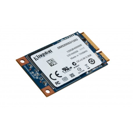 Kingston Technology - SSDNow mS200 120GB Mini-SATA