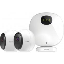 D-Link - DCS-2802KT kit de videovigilancia Wireless