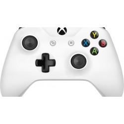 Microsoft - Xbox Wireless Controller Gamepad PC, Xbox One S Blanco