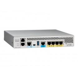 Cisco - 3504 pasarel y controlador 10,100,1000 Mbit/s