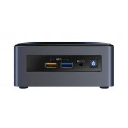 Intel - NUC BOXNUC8I3CYSM2 PCs/estación de trabajo 8ª generación de procesadores Intel® Core™ i3 i3-8121U 8 GB LPDDR4-SDRAM 1000