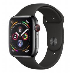 Apple - Watch Series 4 OLED 44 mm Negro 4G GPS (satélite)