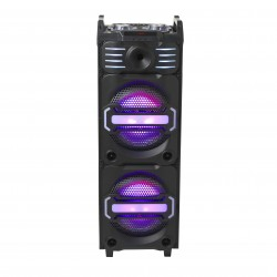 Denver Electronics - DJS-3010 30 W Freestanding Public Address (PA) system Negro