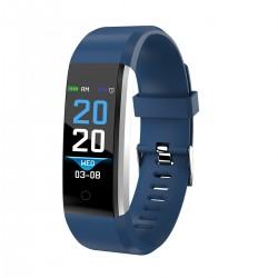 "Denver - BFH-16 Wristband activity tracker Negro, Azul IP67 TFT 2,44 cm (0.96"") Inalámbrico"