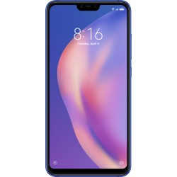 "Xiaomi - Mi 8 Lite 15,9 cm (6.26"") 4 GB 64 GB SIM doble 4G Azul 3350 mAh"