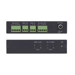 Kramer Electronics - 482XL convertidor de audio Negro