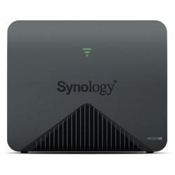Synology - MR2200AC router inalámbrico Gigabit Ethernet Doble banda (2,4 GHz / 5 GHz) 3G 4G Negro