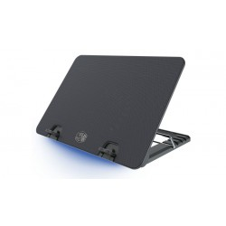 "Cooler Master - Ergostand IV Notebook stand Negro 43,2 cm (17"")"