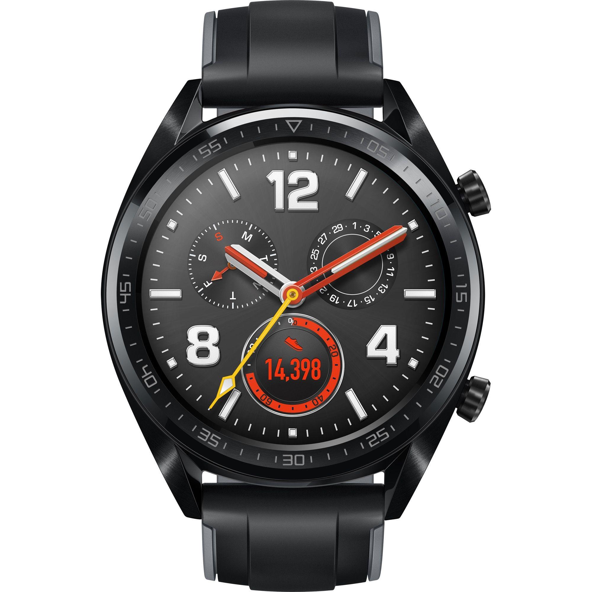 Huawei Watch GT reloj inteligente Negro AMOLED 3,53 cm
