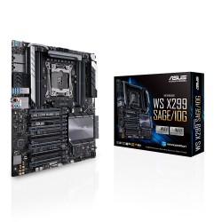 ASUS - WS X299 SAGE/10G placa base para servidor y estación de trabajo Intel® X299 LGA 2066 (Socket R4) CEB