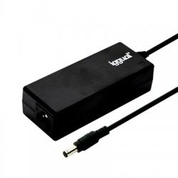 iggual - IGG315514 adaptador e inversor de corriente Interior 65 W Negro