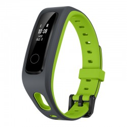 "Huawei - Band 4 Running Wristband activity tracker Black,Green OLED 1.27 cm (0.5"") Wireless"
