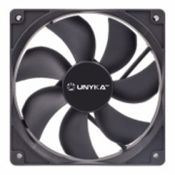 UNYKAch - 51787 ventilador de PC Carcasa del ordenador