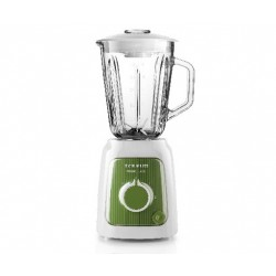 Taurus - Prior Glass licuadora 1,5 L Batidora de vaso Verde, Transparente 600 W