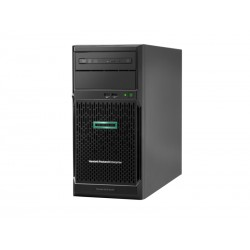 Hewlett Packard Enterprise - ProLiant ML30 Gen10 servidor 3,3 GHz Intel® Xeon® E-2124 Torre (4U) 350 W