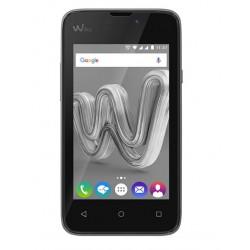 """Wiko - SUNNY MAX 10,2 cm (4"""") 0,512 GB 8 GB SIM doble Negro, Plata 2500 mAh"""